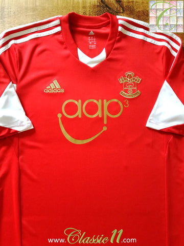 2013/14 Southampton Home Football Shirt (S)