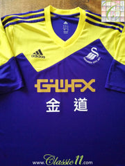 2013/14 Swansea City Away Football Shirt (L)