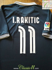 2012/13 Sevilla Third La Liga Football Shirt Rakitic #11 (XXL)