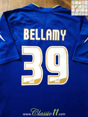 2010/11 Cardiff City Home Football Shirt Bellamy #39 (L)