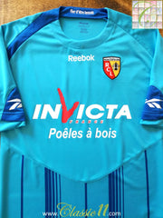 2009/10 RC Lens Away Football Shirt (M)