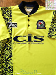1996/97 Blackburn Rovers 3rd Football Shirt (XL)