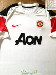 2010/11 Man Utd Away Football Shirt (M)