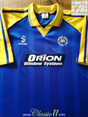 2000/01 Torquay United Away Football Shirt (XL)