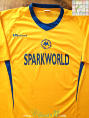 2007/08 Torquay United Home Football Shirt (XL)