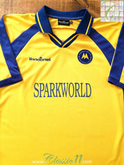2003/04 Torquay United Home Football Shirt (XXXL)