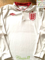 2012/13 England Home Football Shirt. (XL) *BNWT*