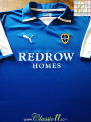 2004/05 Cardiff City Home Football Shirt (S)