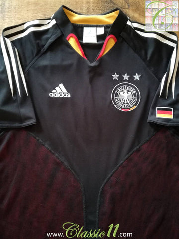 2004/05 Germany Away Football Shirt (S)