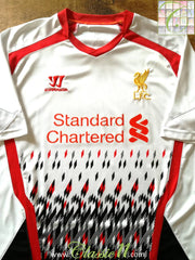 2013/14 Liverpool Away Football Shirt (L)