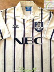 1993/94 Everton 3rd Football Shirt (L)