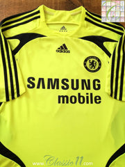 2007/08 Chelsea Away Football Shirt (XL)