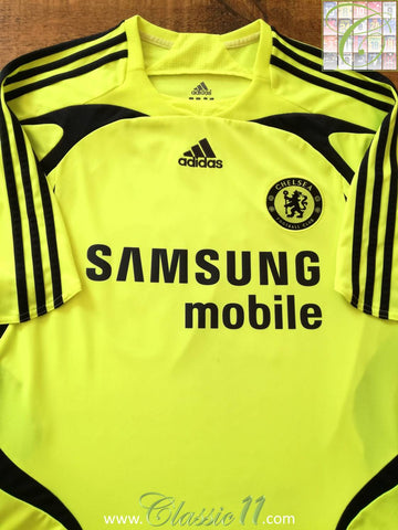 2007/08 Chelsea Away Football Shirt (S)