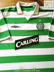 2004/05 Celtic Home Football Shirt (XXL)