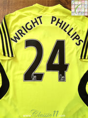 2007/08 Chelsea Away Premier League Shirt Wright Phillips #24 (S)