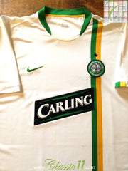 2006/07 Celtic European Football Shirt (XXL)