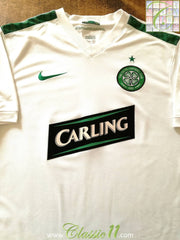2009/10 Celtic European Football Shirt (XXL)