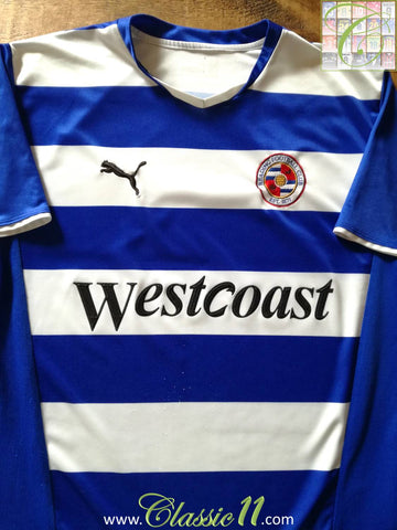 2004/05 Reading Home Football Shirt (XL)