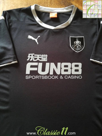2014/15 Burnley Away Football Shirt (XL)