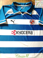 2005/06 Reading Home Football Shirt (Size 16)