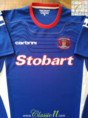 2011/12 Carlisle United Home Football Shirt (XL)