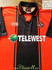 1999/00 Dundee Utd Home Football Shirt (L)