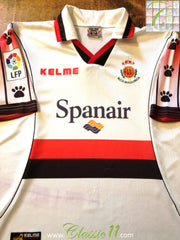 1997/98 RCD Mallorca Away La Liga Football Shirt (S)