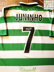 2004/05 Celtic Home SPL Football Shirt (L)