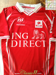 2001/02 Lille OSC Home Football Shirt (XL)
