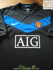 2009/10 Man Utd Away Football Shirt (XXL)