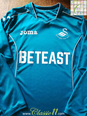 2016/17 Swansea City Goalkeeper Football Shirt (S)
