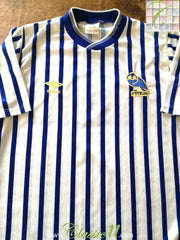 1987/88 Sheffield Wednesday Home Football Shirt (M)