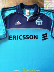 2000/01 Marseille Away Football Shirt (XL)
