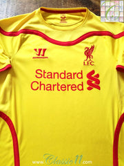 2014/15 Liverpool Away Football Shirt (M)