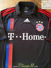 2007/08 Bayern Munich European Football Shirt (XL)