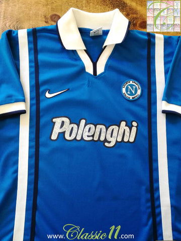 1997/98 Napoli Home Football Shirt (M)