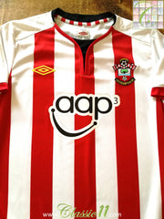 2011/12 Southampton Home Football Shirt (M)