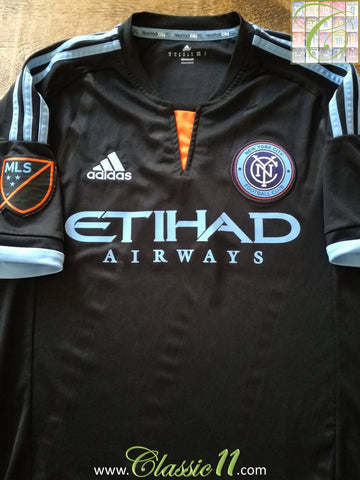 2015 New York City Away MLS Football Shirt (M)
