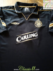 2003/04 Celtic Away Football Shirt (L)