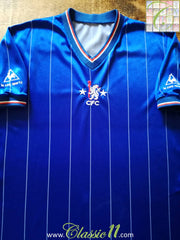 1981/82 Chelsea Home Football Shirt (M)