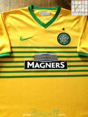 2013/14 Celtic Away Football Shirt (XL)