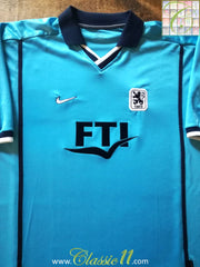 2000/01 1860 Munich Home Football Shirt (XXL)