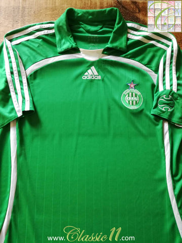 2006/07 AS Saint-Étienne Home Football Shirt (L)