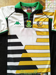 1998 South Africa Home Football Shirt (XL)