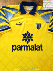 1995/96 Parma Away Football Shirt (XL)