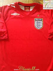 2006/07 England Away Football Shirt (XXL) *BNWT*