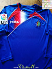 2009/10 Getafe Home La Liga Football Shirt (L)