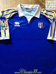 2009/10 Parma Away Serie A Football Shirt (XL)
