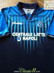 1996/97 Napoli 3rd Football Shirt (L)