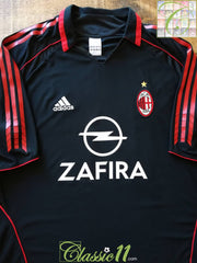 2005/06 AC Milan 3rd Football Shirt (S)